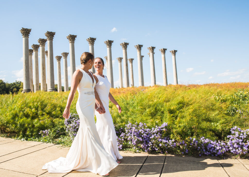 Five Picture Perfect Locations For National Arboretum Weddings