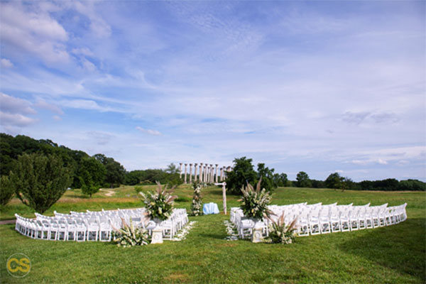 Wedding at Ellipse Meadow