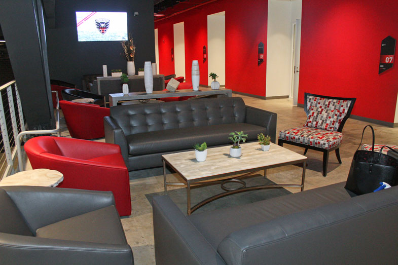 Audi Field Rental Space for Corporate Event
