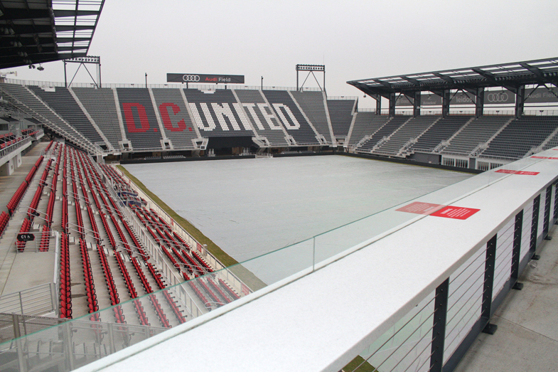 Audi Field Venue Space and View