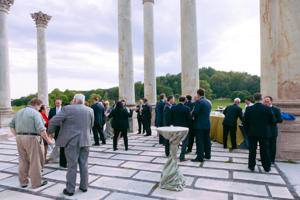 Outdoor Event Space at The National Arboretum