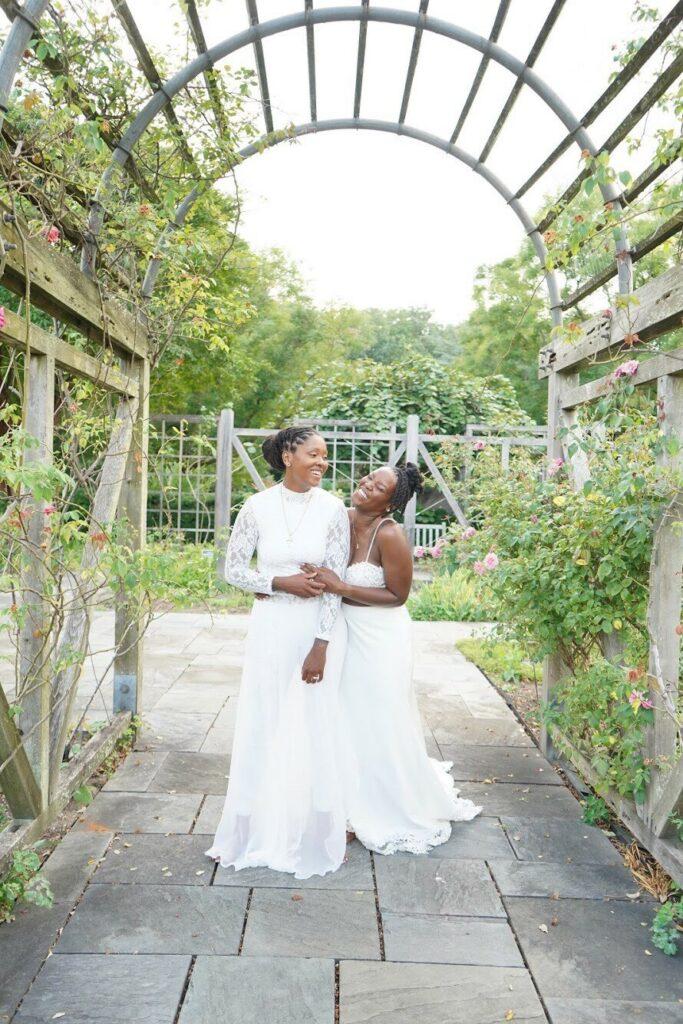 Wedding Couple National Arborteum